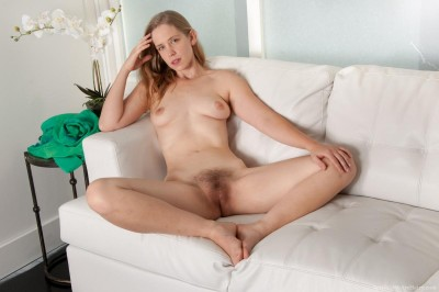 April_BlondeStrippingLivingroom_100